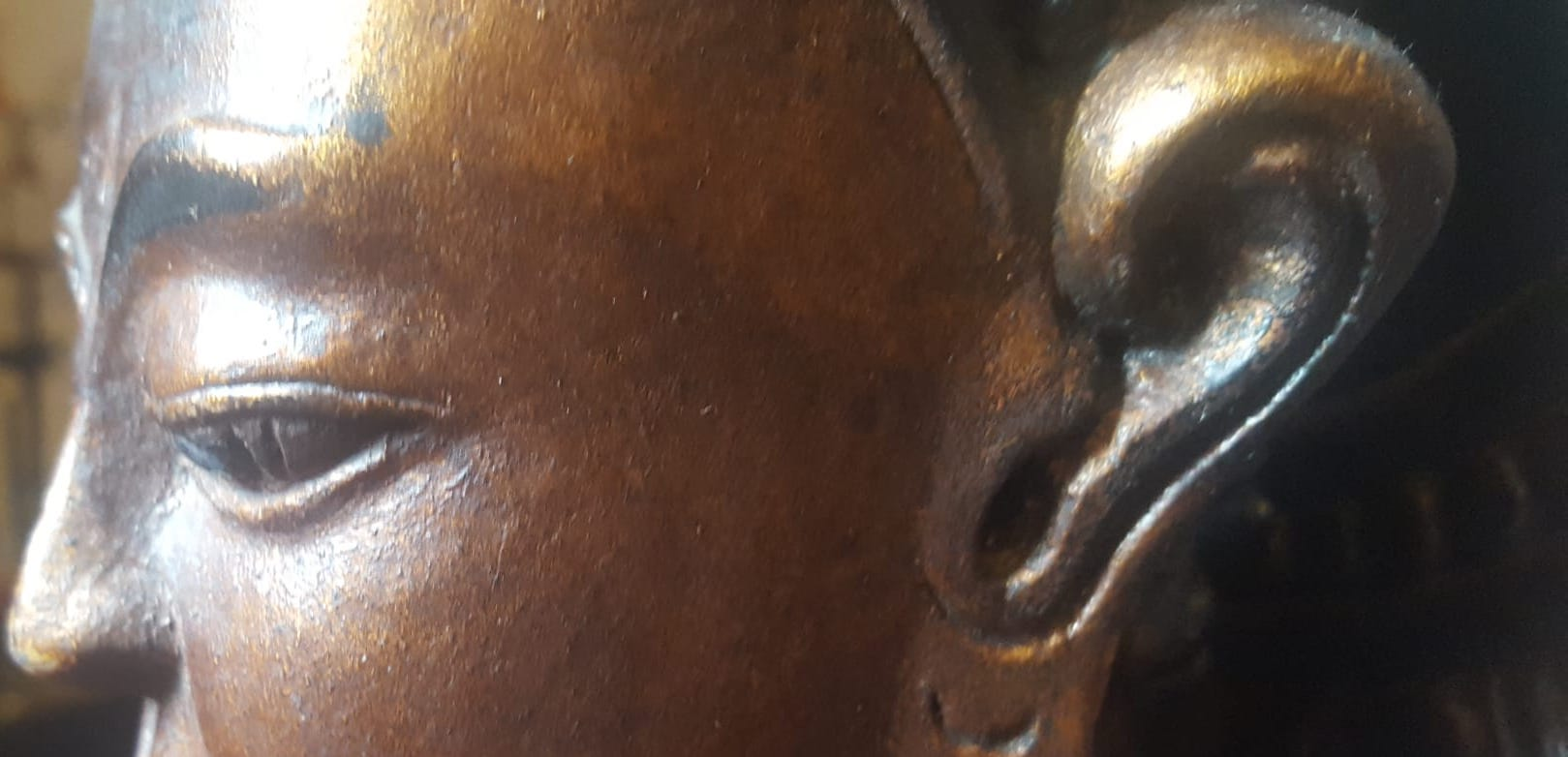 Orecchio Buddha